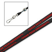 Texas Tech Red Raiders Printed Lanyard