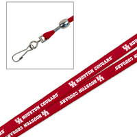 Houston Cougars Printed Lanyard