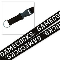South Carolina Gamecocks MCM Wov-In Lanyard