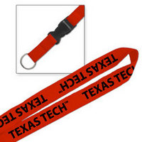 Texas Tech Red Raiders MCM Wov-In Lanyard