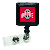 Ohio State Buckeyes Retractable Badge Holder from Wincraft