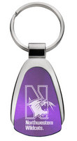 Tear Drop Key Tag