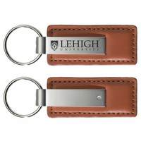 Lehigh Leather Strip Key Tag