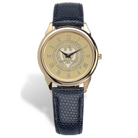 Mens Wristwatch Leather