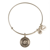Alex and Ani  Red Sox Cap Primary Bracelet