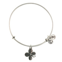 Alex and Ani Lucky Clover  Bracelet
