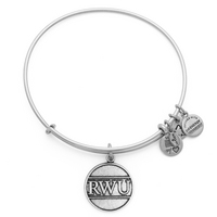 Alex and Ani Roger Williams Logo  Bracelet