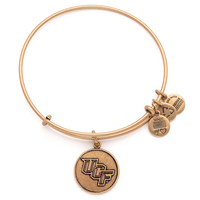 Alex and Ani UCF Logo  Bracelet