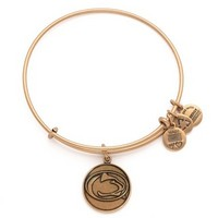 Alex and Ani Penn State Logo  Bracelet