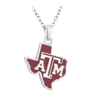 Texas State T A & M Pendant