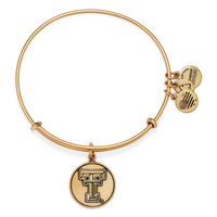 Alex and Ani Texas Tech Logo  Bracelet