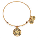 Alex and Ani Maryland Logo  Bracelet