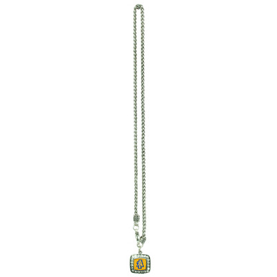 Livingston Square Necklace