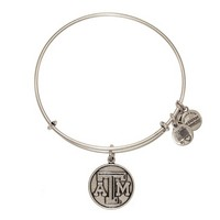 Alex and Ani University of Texas A&M Logo  Bracelet