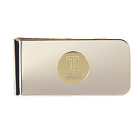 Temple Money Clip