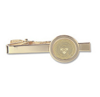 Penn Gold plated brass tie bar with University of Pennsylvania Logo. Show your Penn pride.