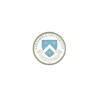 Columbia Lions Brass Lapel Pin