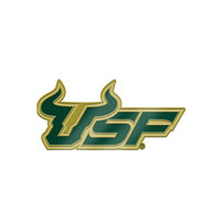 South Florida Bulls Brass Lapel Pin