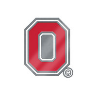 Ohio State Buckeyes Brass Lapel Pin