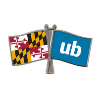 Foxboro Lapel Pin   Crossed Flags