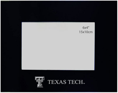 Texas Tech Red Raiders 4x6 Colored Frame
