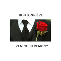 Saturday Evening Grad Rose Boutonniere