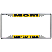 Mom License Plate Frame