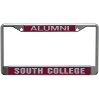 Alumni License Plate Frame