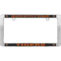 Domed License Plate Frame