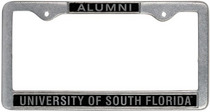 South Florida Bulls Alumni License Plate Frame