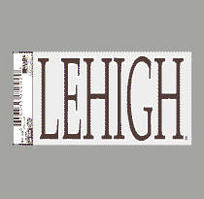 Lehigh Static Cling Decal