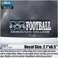 Football Decal