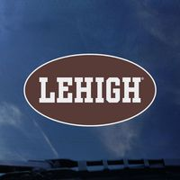 Lehigh Color Shock School Name Decal