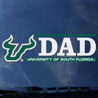 South Florida Bulls Colorshock Decal