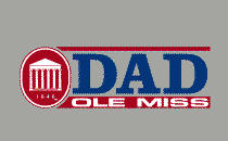 Ole Miss Colorshock Decal