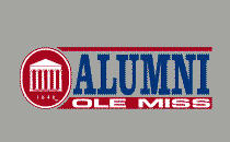 Ole Miss Colorshock Alumni Decal