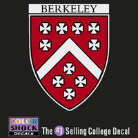 Yale Bulldogs Berkeley Decal ¿¿¿¿¿¿¿¿¿¿¿¿¿¿¿¿¿