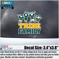 William and Mary CDI Square Decal