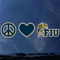 FIU CDI Square Decal
