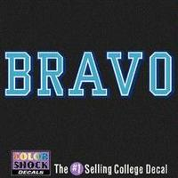 Bravo Company Decal