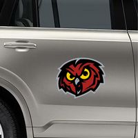 Temple Car Magnet