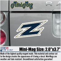 Akron Mini Car Magnet