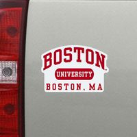 Boston Terriers Mini Car Magnet