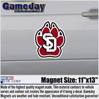 Large Car Magnet