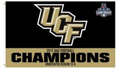 2017 AAC Football Champions Flag