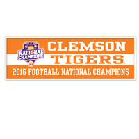 National Champs Banner