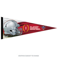 Football Playoff Bowl Bound Felt Pennant