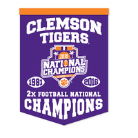 National Champs Rafter Banner