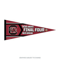 South Carolina to the Final Four Pennant