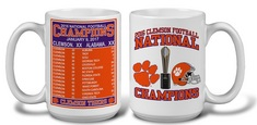 National Champs Ceramic Mug
